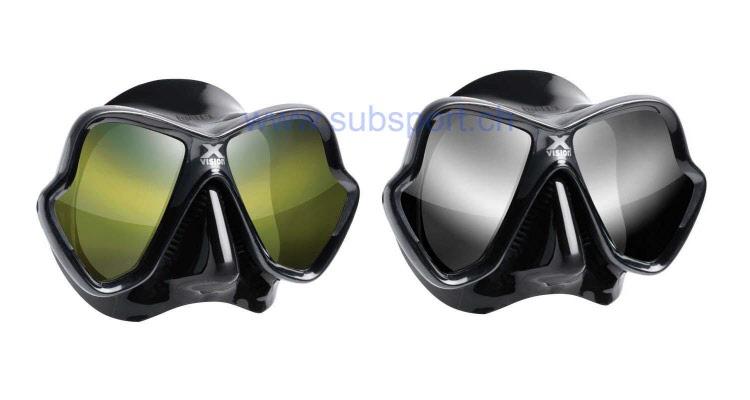 masque-mares-x-vision-ultra-miroir ! 5b16a718eea1