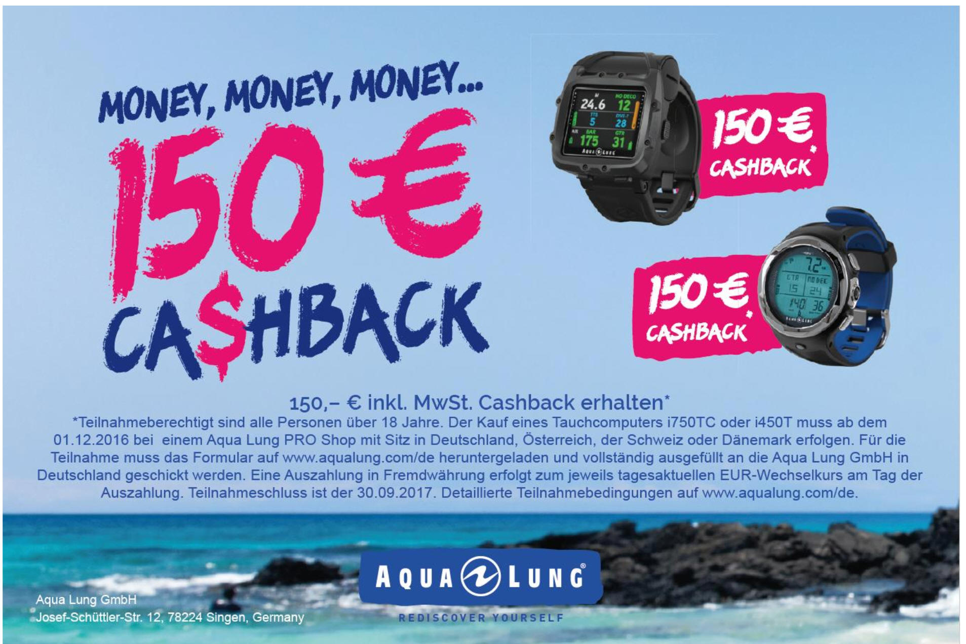 Cash Back I750